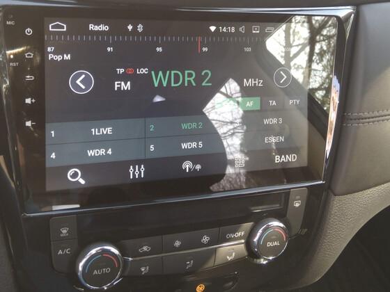 Einmal normal Radio und DAB+