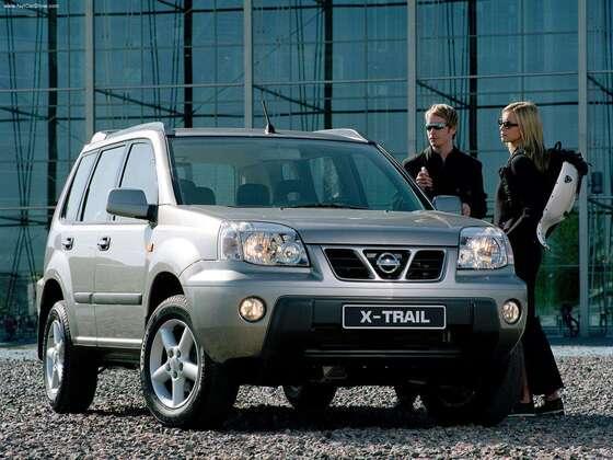 Pressebilder Nissan X-Trail T30
