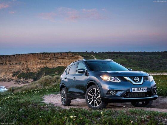 Pressebilder Nissan X-Trail