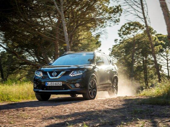Pressebilder Nissan X-Trail T32