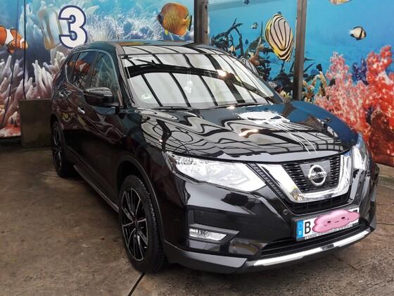 Nissan X-Trail Facelift Visia Ausstattung