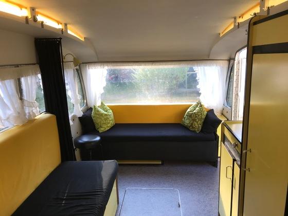 Hénon Verresine 460 Harmonie, Baujahr 1968....demnächst Zugfahrzeug T31