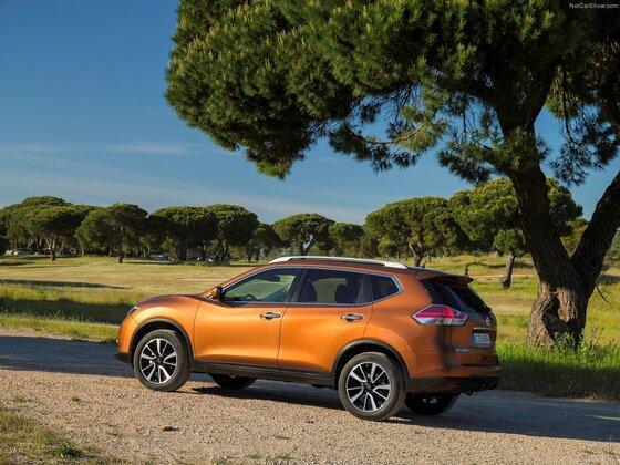 Bilder neuer Nissan X-Trail
