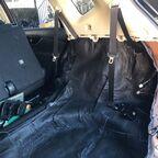 Kofferraum rechts mit Flies