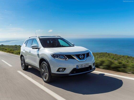 Nissan X-Trail 2014: Das ist der neue Nissan X-Trail